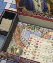 Board Game Insert, Board Game Organizer, Foam Board Organizer, Foam Board Insert, Istanbul Dice Game