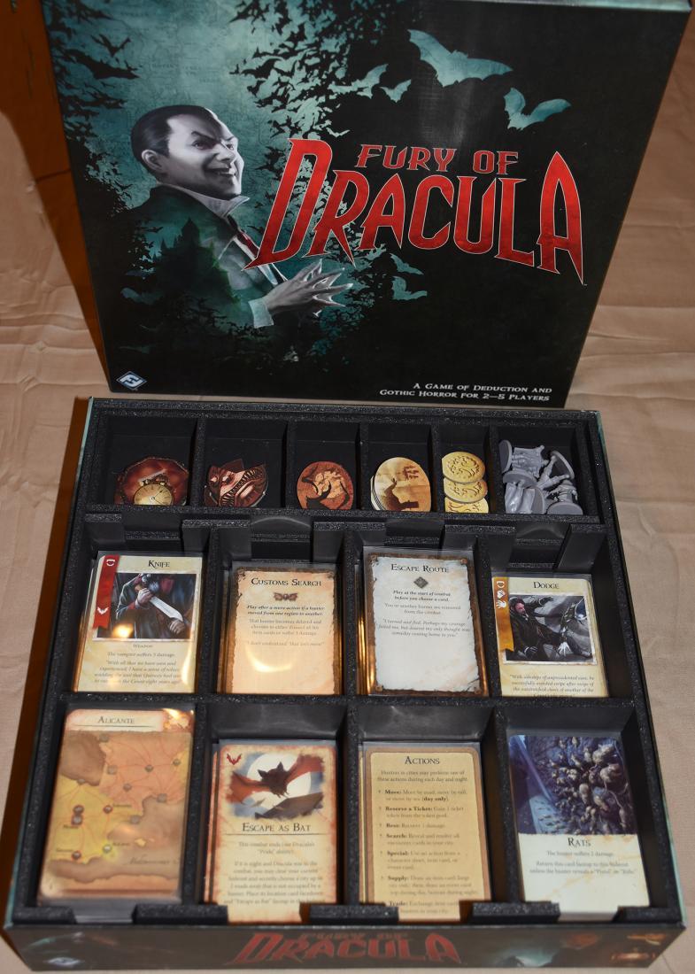 Fury of Dracula | Insert Here